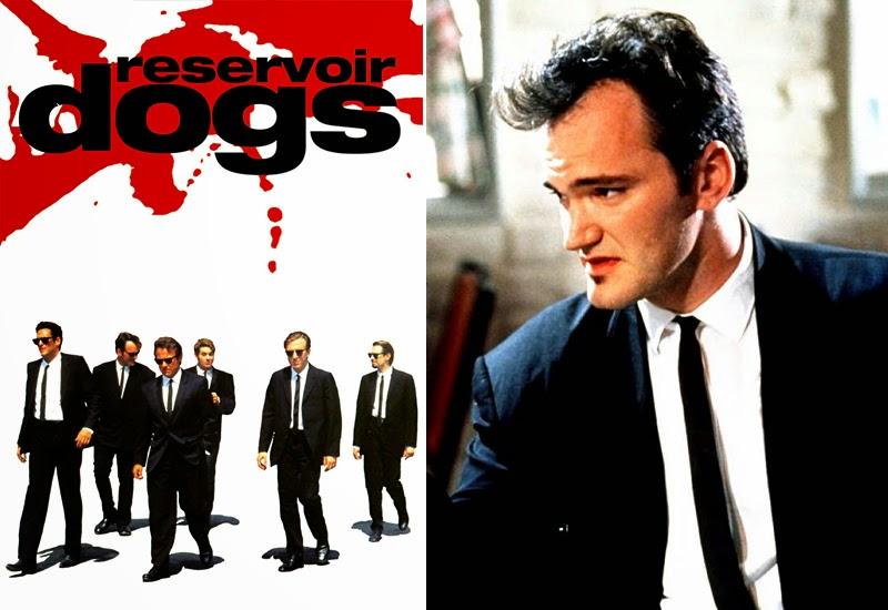 historia del cine a través de los carteles_Reservoir Dogs