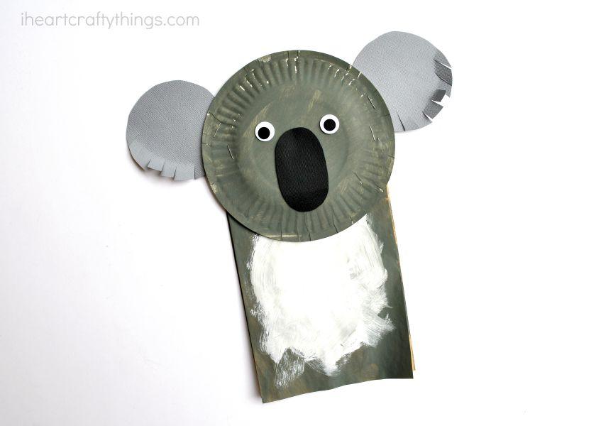 Paper Bag Koala Craft for Kids  sc 1 st  I Heart Crafty Things & Paper Bag Koala Craft for Kids | I Heart Crafty Things