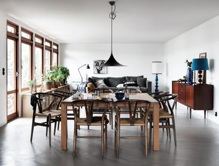 Nom d 39 une maison su doise plus vintage que scandinave for Decoration interieur 1960