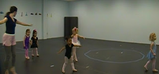 charlotte toddler ballet classes