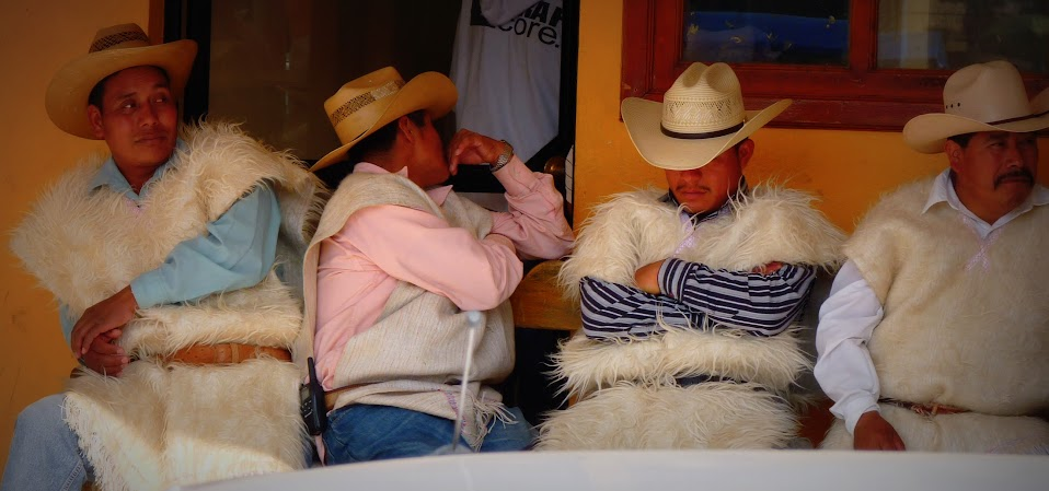 Vestimenta San Juan Chamula