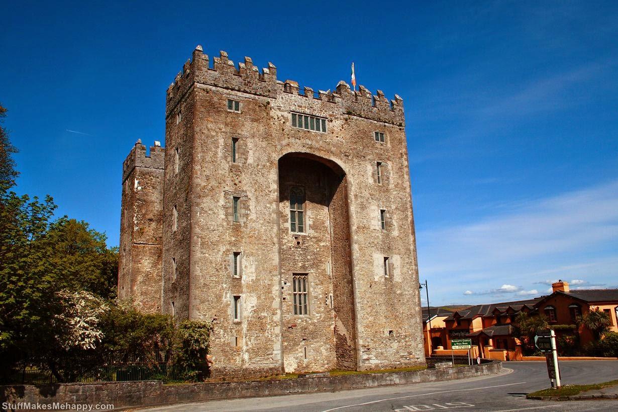 Bunratty Castle - Photo by John Menard