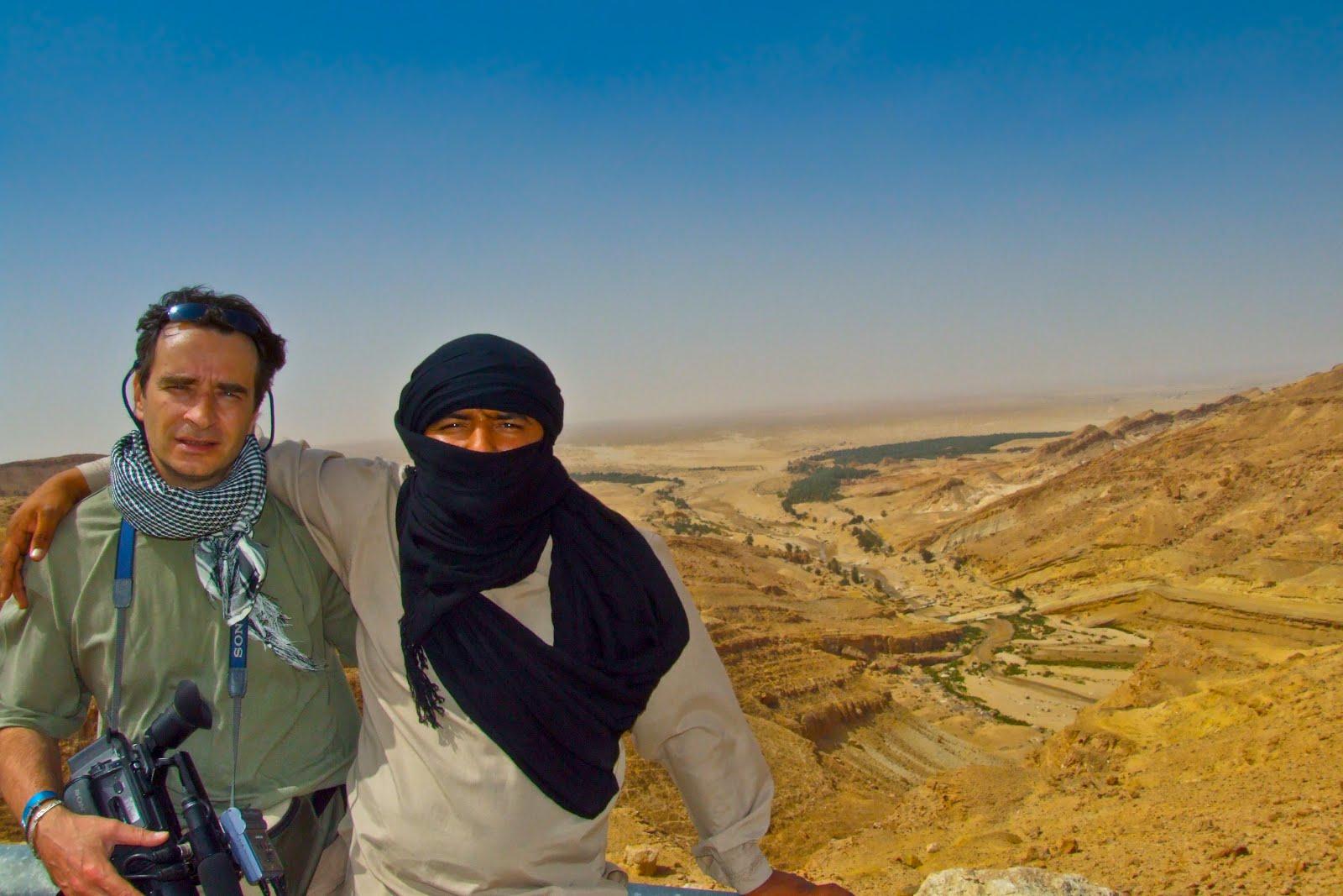 Me and mujahedin