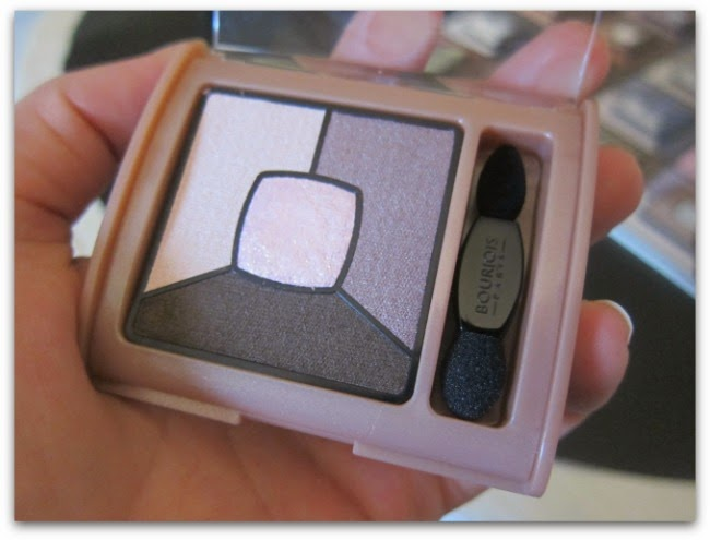 Bourjois Smoky Stories Quad