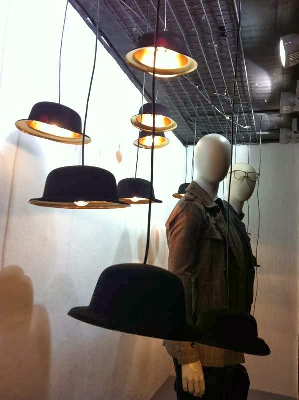 Ártidi, escaparates de gran formato, escaparatismo, estilismo