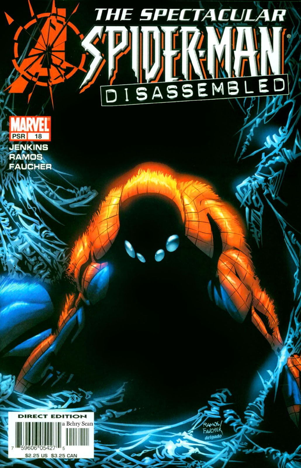 U Spiderman Male Transforma...