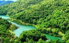 Ο Ποταμός Πραμόριτσα και οι Καταρράκτες του