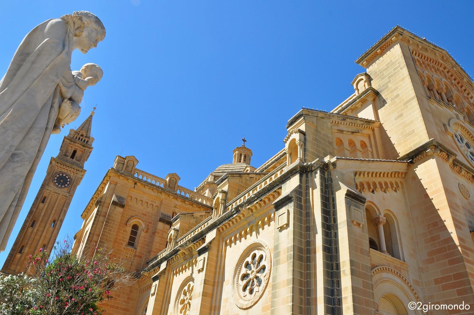 Tà Pinu, Gozo