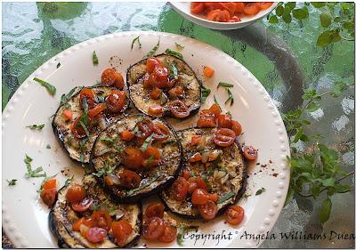 Tuscan Marinated Eggplant Salad (Ensalata di Melanzane)