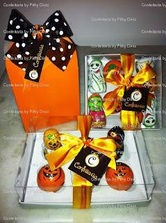 kit+halloween confeitaria Cuidado com os bruxinhos!!