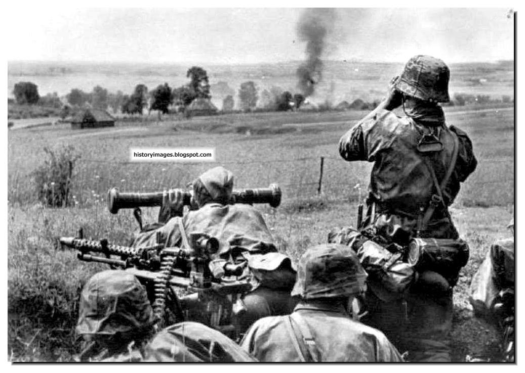 HISTORY IN IMAGES: Pictures Of War, History , WW2: Waffen