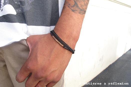 Bracelet 3 rangs de Orner