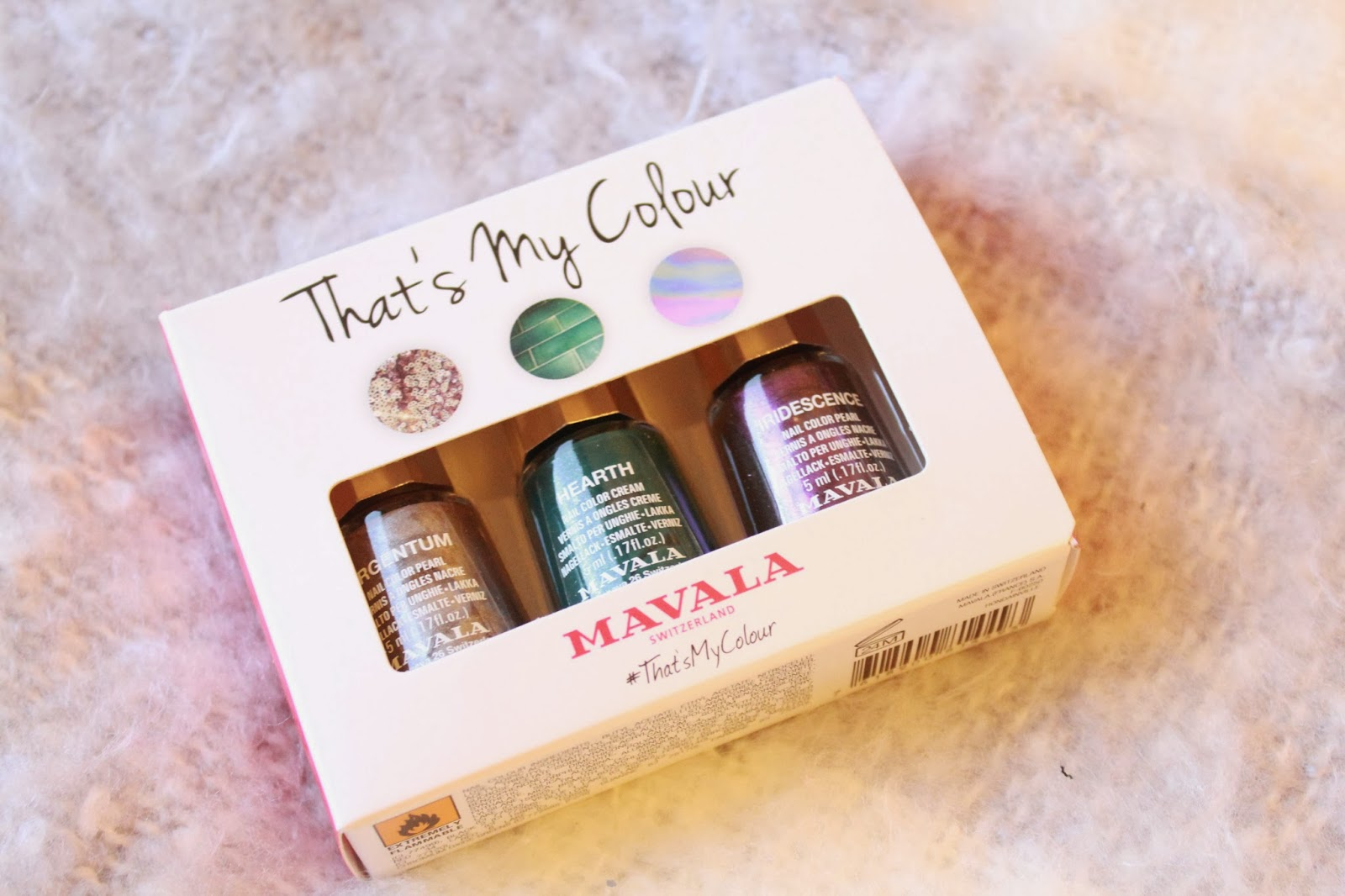Mavala Thats My Colour Gift Set