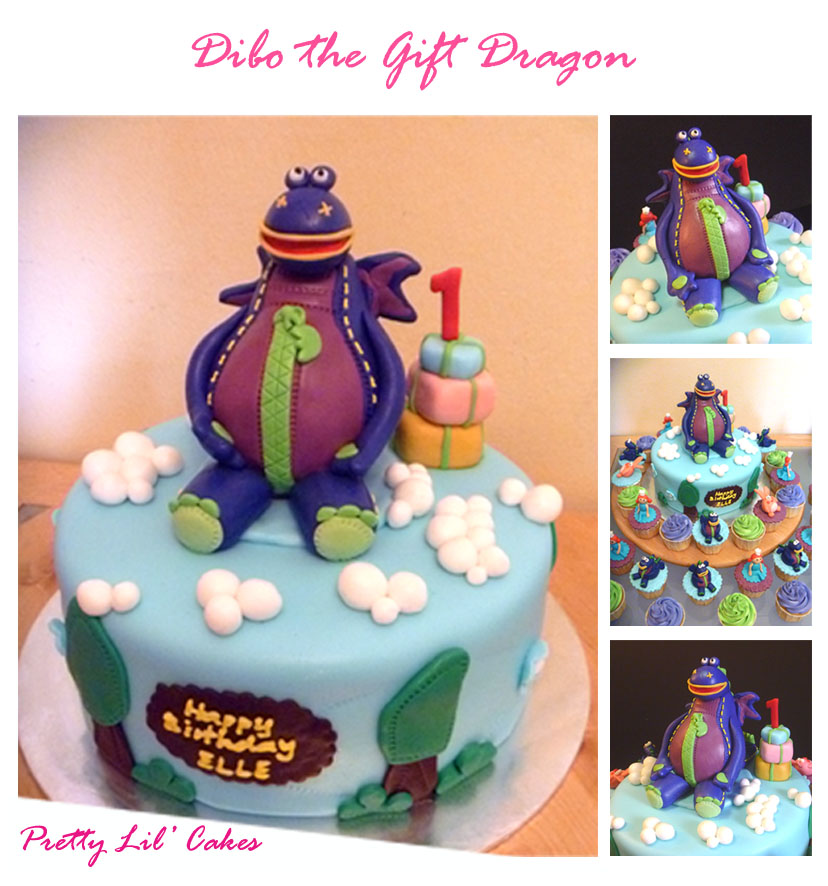 Pretty Lil Cakes Cakes Dibo Cake