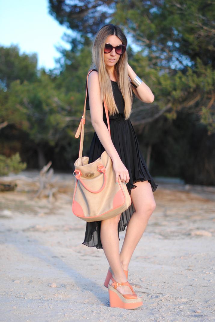 Blog moda: vestido plisado