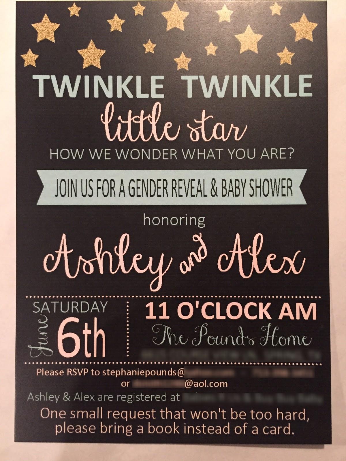 Reading With Scissors Twinkle Twinkle