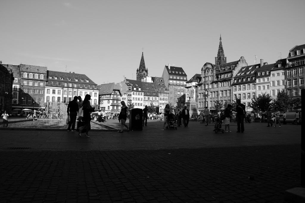 Place Kléber (Strasbourg, France), by Guillermo Aldaya / PhotoConversa
