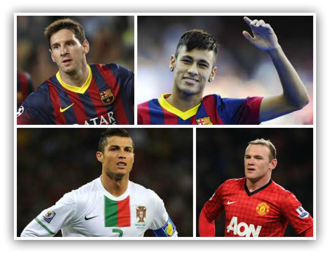10 Nikmatnya Menjadi Pemain Sepak Bola Duniaa