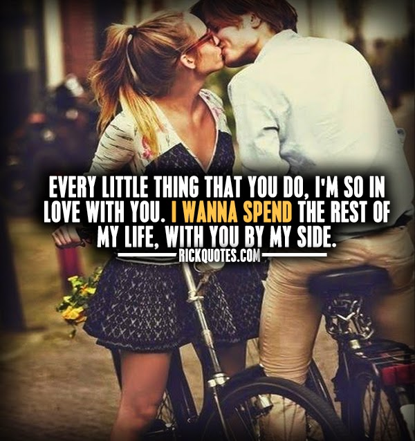 couple love hug kiss cycle kissing quotes spend my life with you