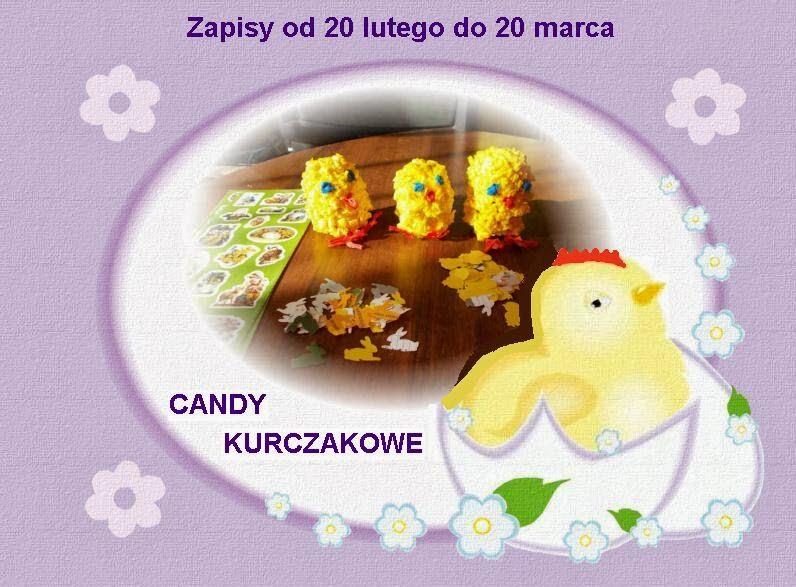 Kurczakowe candy