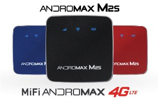 Modem Router 4G LTE Mifi Andromax M2S
