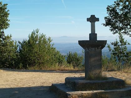 La creu del Puig de la Caritat