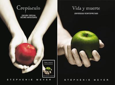 LIBRO - Crepúsculo . Décimo Aniversario Edición Dual Vida Y Muerte . Reinterpretación de Stephenie Meyer (Alfaguara - 3 Diciembre 2015) LITERATURA - NOVELA JUVENIL Comprar en Amazon España