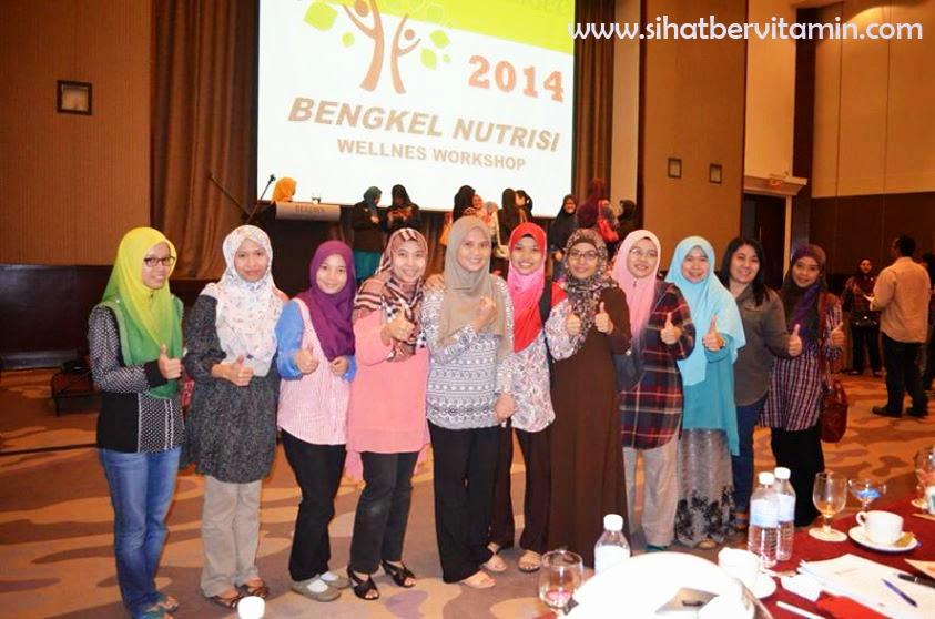 Bengkel Nutrisi Shaklee