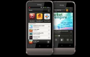 HTC, HTC One V, HTC One V Display