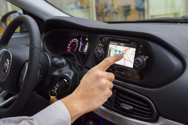 Novo Fiat Tipo 2016 - interior