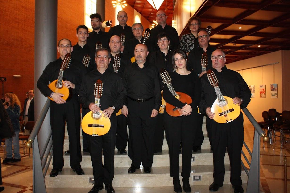 """Orquesta de Pulso y Púa """"Sotomayor"""""""