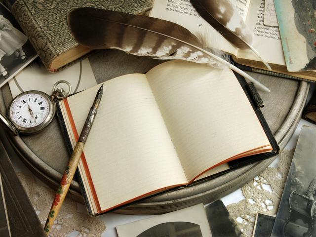 """Задание """"Я к Вам пишу..."""" от Донецкого скрапклуба до 16 июня"""