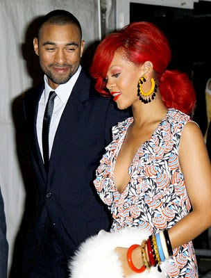 Does Rihanna Have A New Man? 'Diamonds' Singer Spotted On A Date With ...
