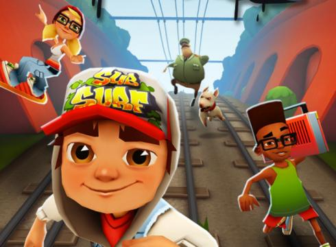subway surfer now out for android subway surfer on android