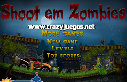 Shoot Em Zombies