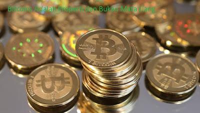 Bitcoins Adalah Properti dan Bukan Mata Uang