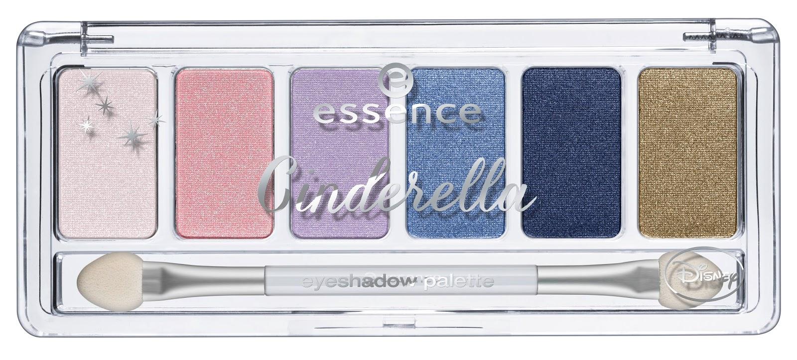 Cinderella eyeshadow palette