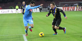 Video Gol Napoli vs Parma 24 November 2013