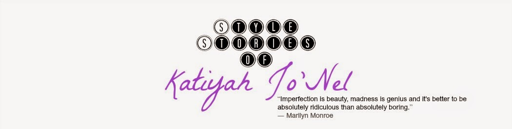 Style Stories of Katiyah Jo'Nel