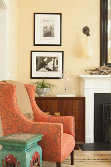 New home interior design vignette for Interior decorating vignettes