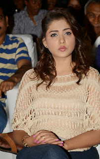 Actress Madhu Shalini Latest Pictures in Jeans at Bham Bolenath Audio Launch 19