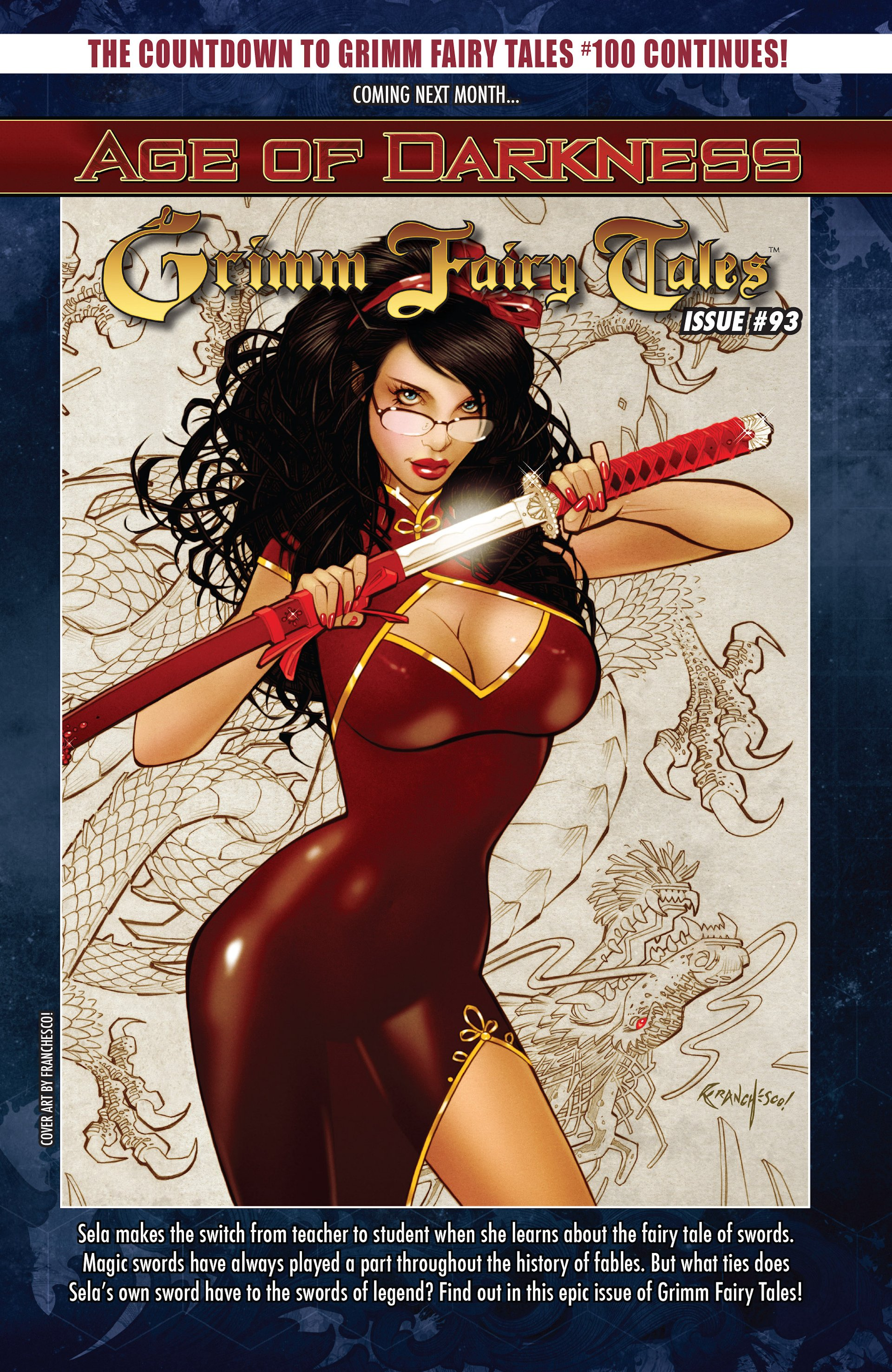 Grimm Fairy Tales (2005) Issue #92 #95 - English 27