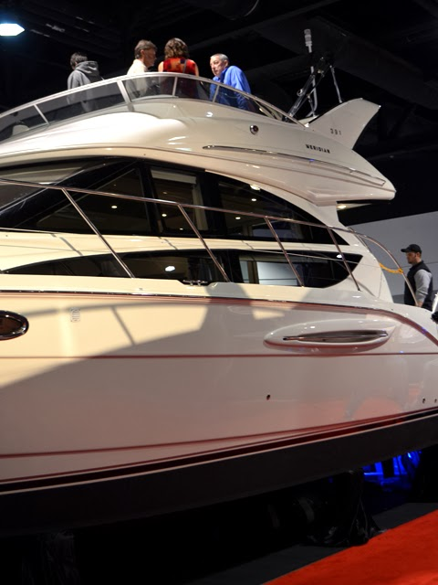 Atlanta Boat Show, 2014, Georgia World Congress Center