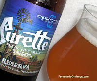 Surette Reserva Chardonnay close-up