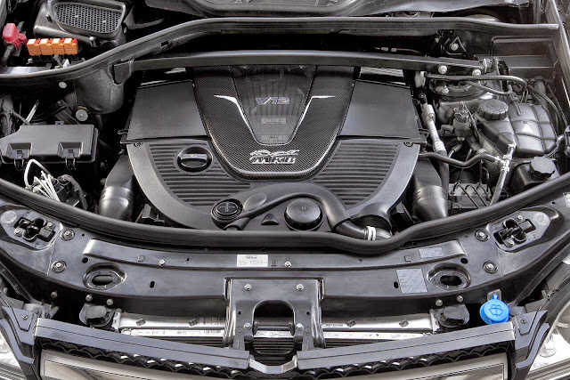 mercedes gl engine
