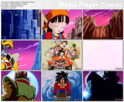 Download Film / Anime Dragon Ball GT Episode 36 Bahasa Indonesia