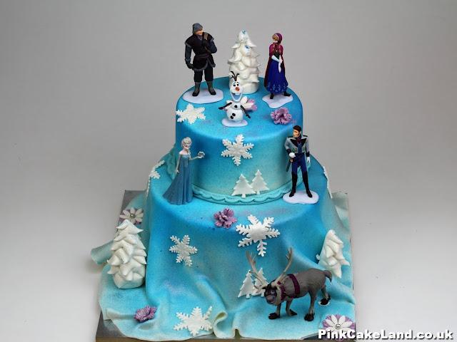 Frozen Cakes Twickenham London