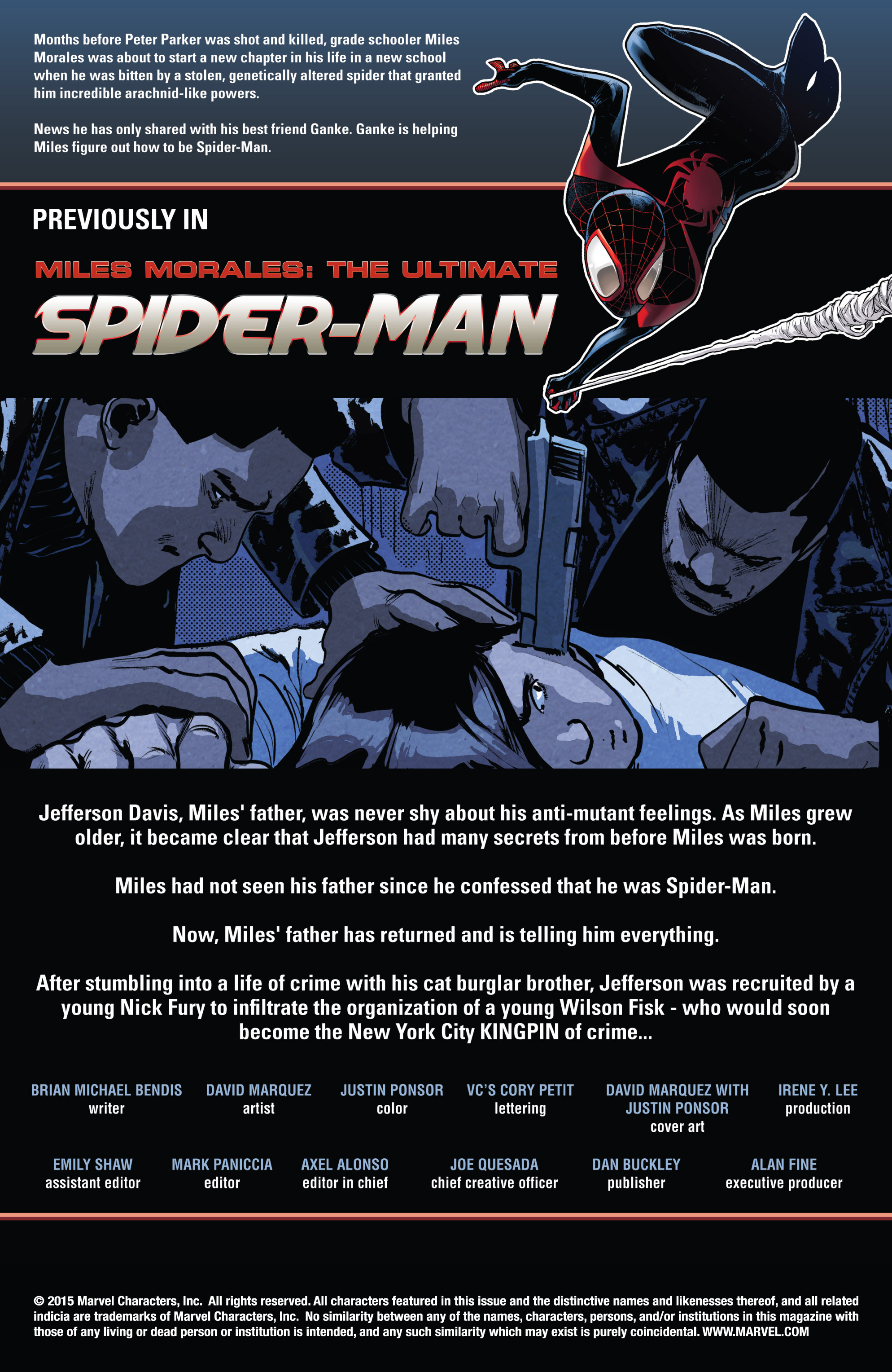 Miles Morales: Ultimate Spider-Man 9 Page 2