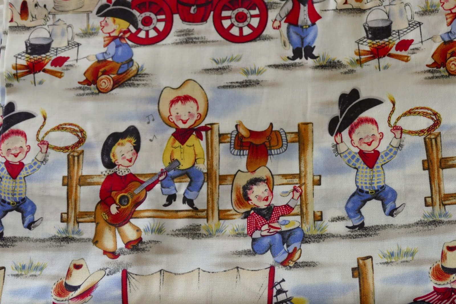 Lovin' Life At The End Of The Dirt Road: Chuckwagon Cowboy Baby Quilt : cowboy baby quilt - Adamdwight.com