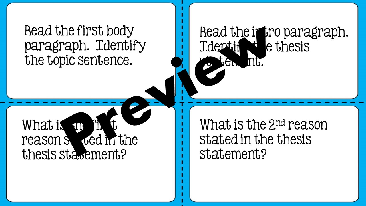 persuasive essays elementary